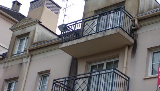 étanchéité des balcons