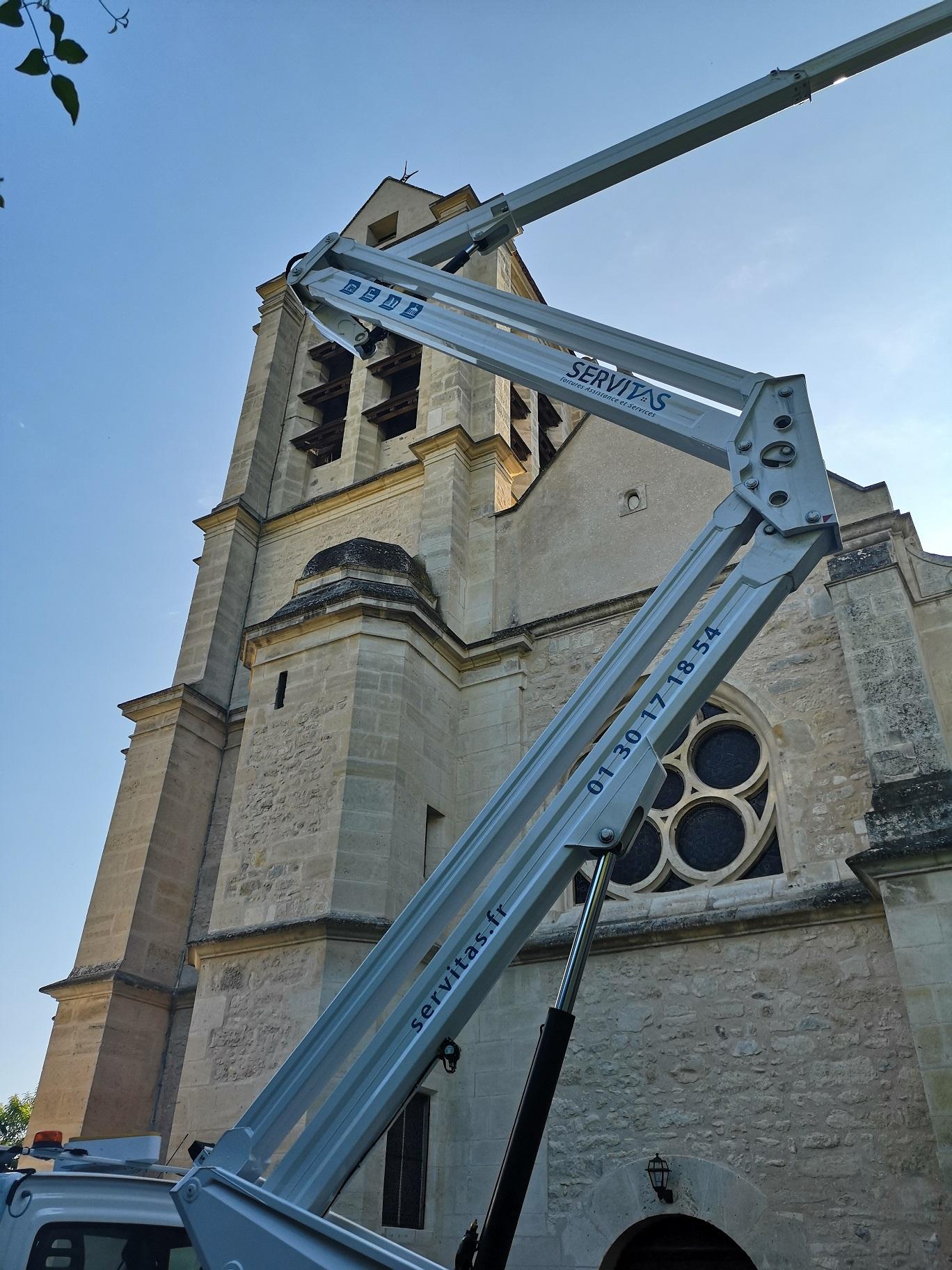 Eglise de vaureal